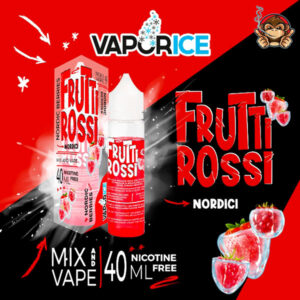 Frutti Rossi Nordici - Mix Series 40ml - Vaporice