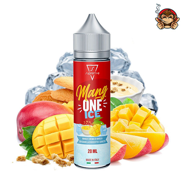 Mangone ICE - Aroma Concentrato 20ml - Suprem-e