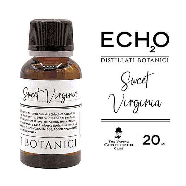 ECHO Sweet Virginia - Aroma Concentrato 20ml  - The Vaping Gentlemen Club