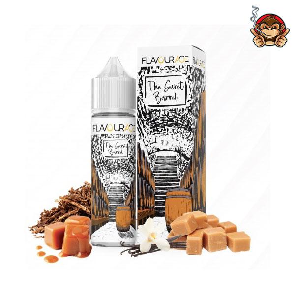The Secret Barrel - Aroma Concentrato 20ml - Flavourage