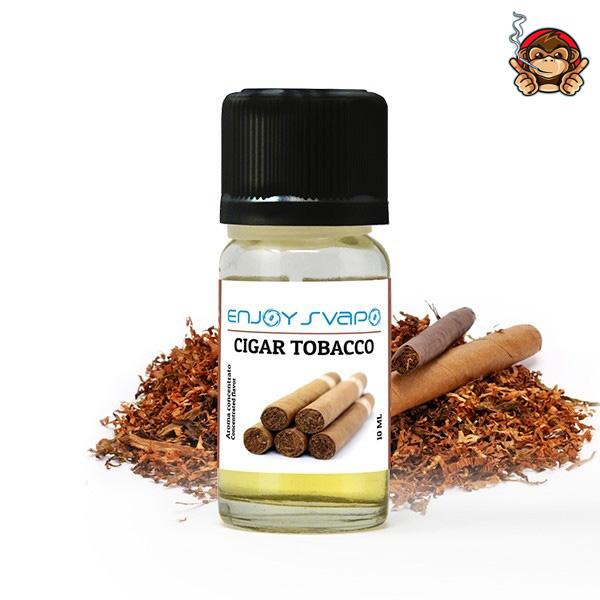 Cigar Tobacco - Aroma Concentrato 10ml - Enjoy Svapo
