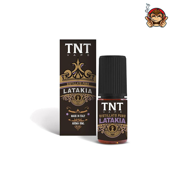 Latakia - Distillati Puri - Aroma Concentrato 10ml – TNT Vape