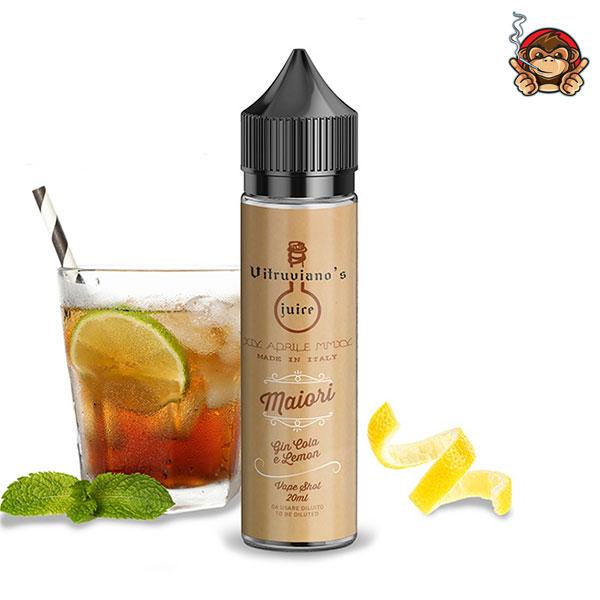 Maiori - Aroma Concentrato 20ml. - Vitruviano's Juice