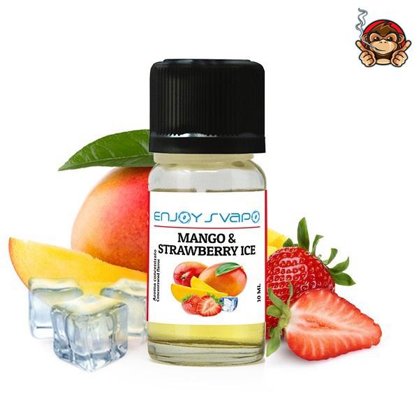 Mango e Strawberry Ice - Aroma Concentrato 10ml - Enjoy Svapo