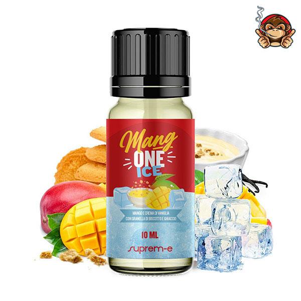 Mangone ICE - Aroma Concentrato 10ml - Suprem-e