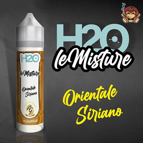 H2O Orientale Siriano - Aroma Concentrato 20ml - Angolo della Guancia