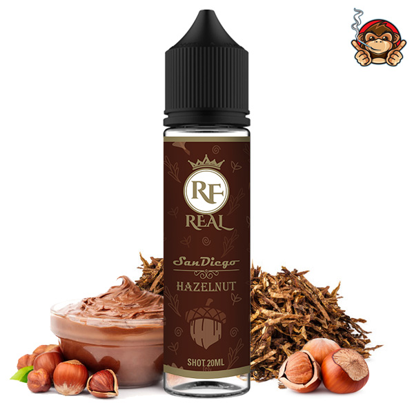 San Diego Hazelnut - Aroma Concentrato 20ml - Real Flavors