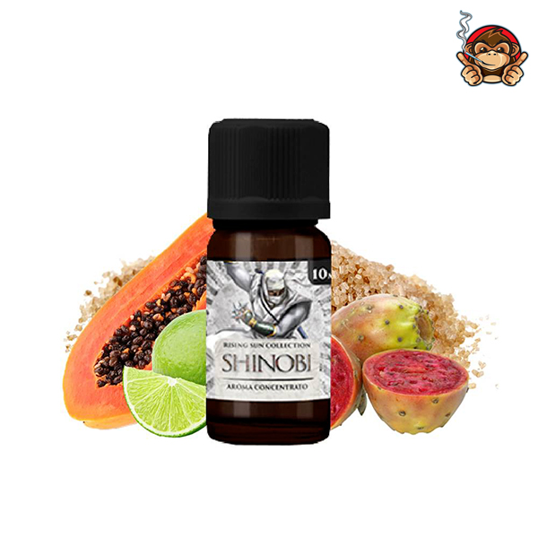 Shinobi - Aroma Concentrato 10ml - Vaporart