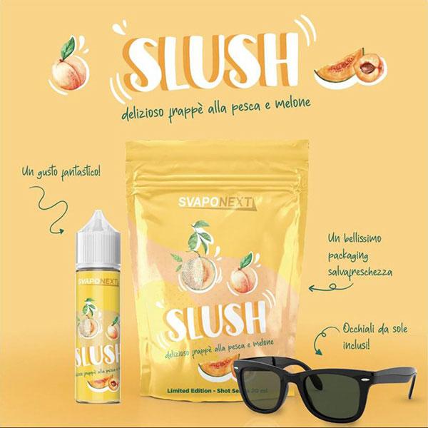 Slush - Aroma Concentrato 20ml - Svaponext