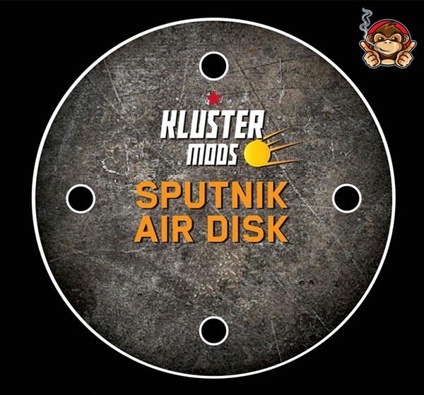 Air Disk per Sputnik Rta - Kluster Mods