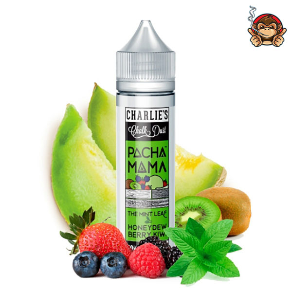 Pacha Mama The Mint Leaf - Aroma Concentrato 20ml - Charlie's Chalk Dust