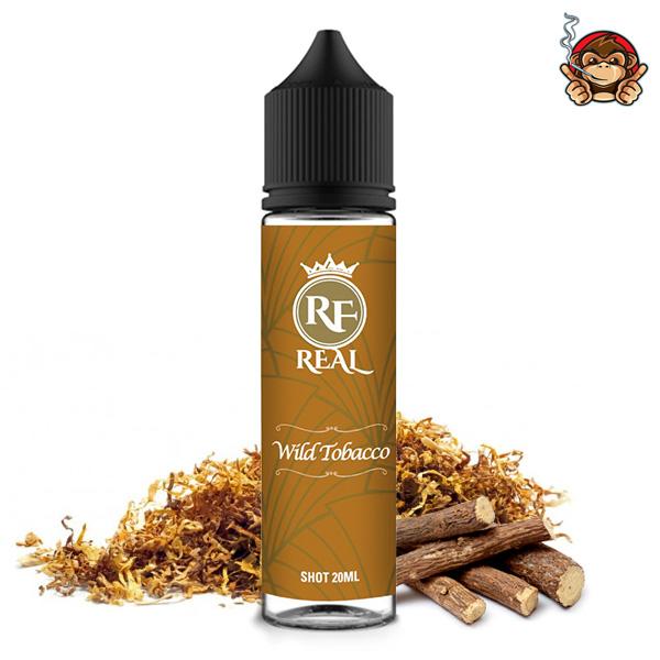 Wild Tobacco - Aroma Concentrato 20ml - Real Flavors