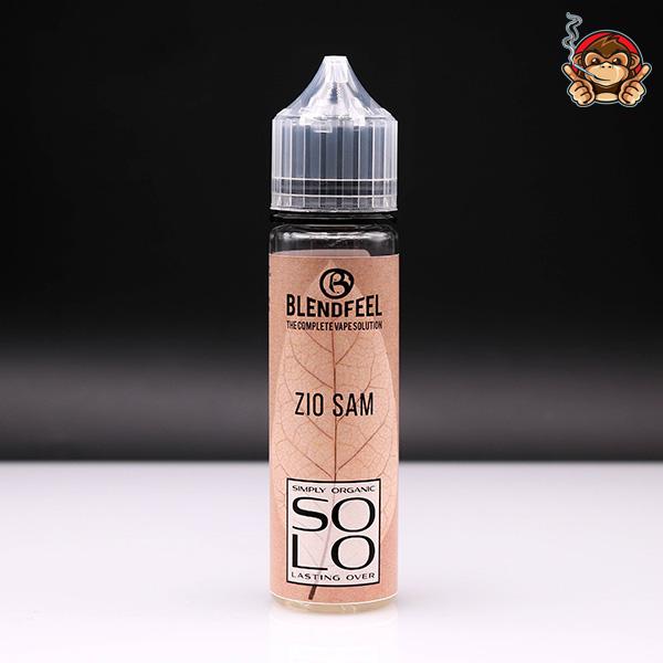 Zio Sam - linea SOLO - Aroma Concentrato 20ml - Blendfeel
