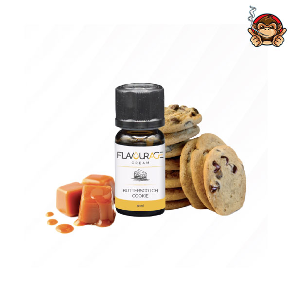 Butterscotch Cookie - Aroma Concentrato 10ml - Flavourage