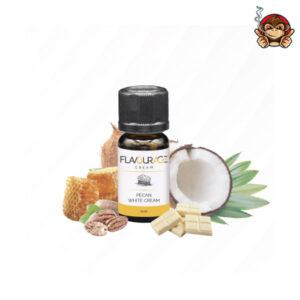 Pecan White Cream - Aroma Concentrato 10ml - Flavourage