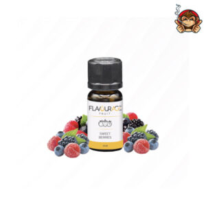 Sweet Berries - Aroma Concentrato 10ml - Flavourage
