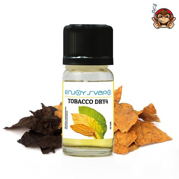 Tobacco Dry4 - Aroma Concentrato 10ml - Enjoy Svapo