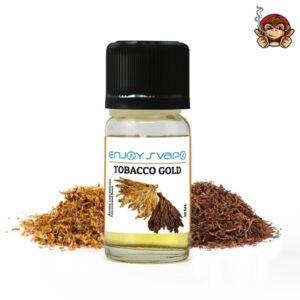 Tobacco Gold - Aroma Concentrato 10ml - Enjoy Svapo