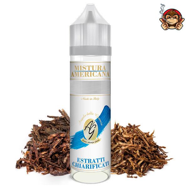 Mistura Americana - Aroma Concentrato 20ml - Angolo della Guancia