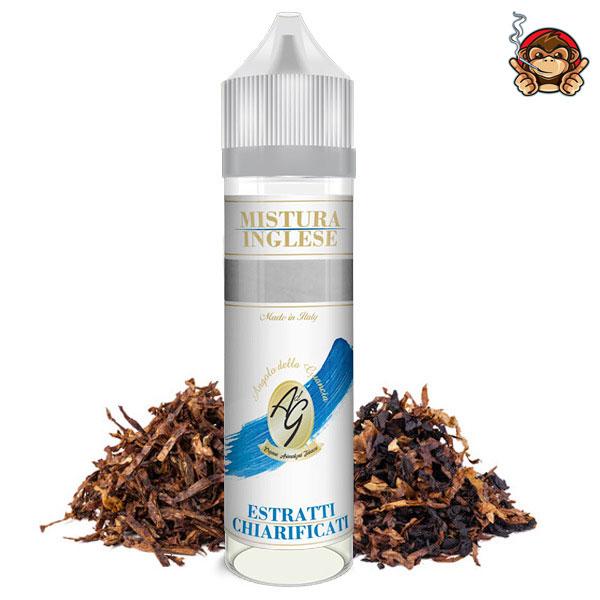 Mistura Inglese - Aroma Concentrato 20ml - Angolo della Guancia