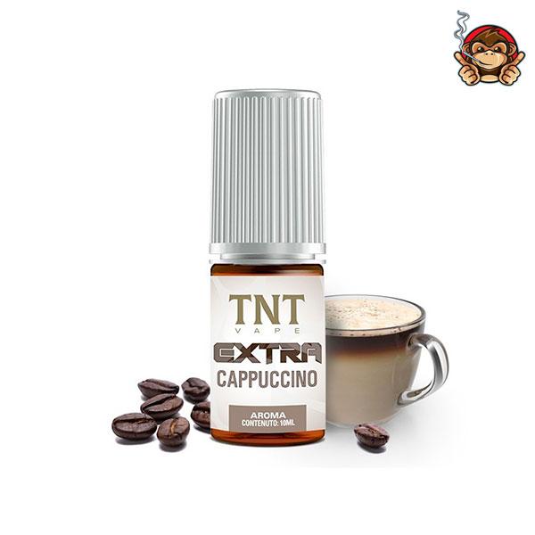 Extra Cappuccino - Aroma Concentrato 10ml - TNT Vape