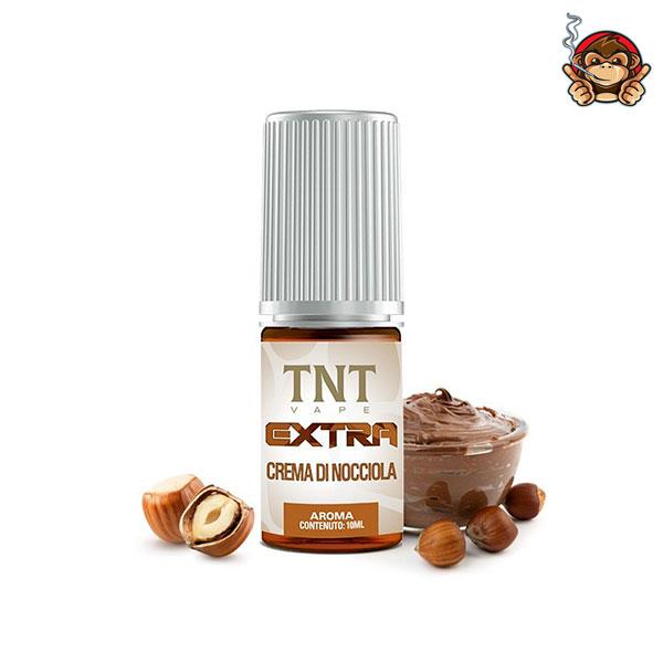 Extra Crema di Nocciola - Aroma Concentrato 10ml - TNT Vape