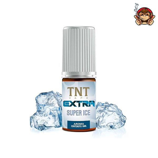 Extra Super Ice - Aroma Concentrato 10ml - TNT Vape