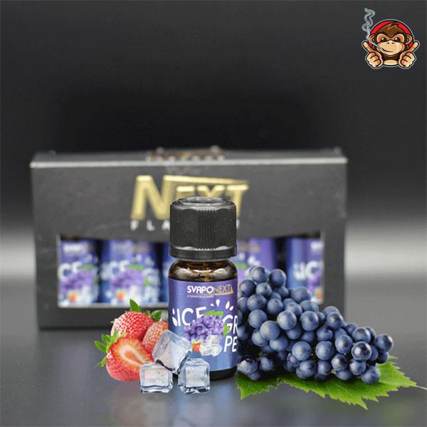 Ice Grape  - Aroma Concentrato 10ml - SvapoNext