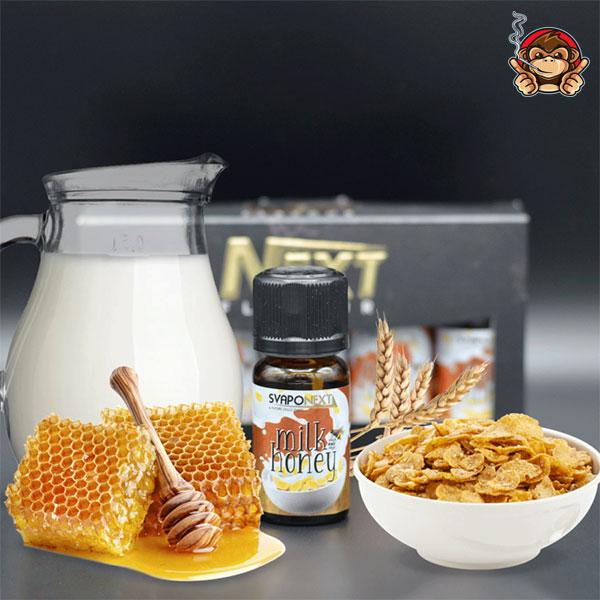 Milk and Honey - Aroma Concentrato 10ml - SvapoNext