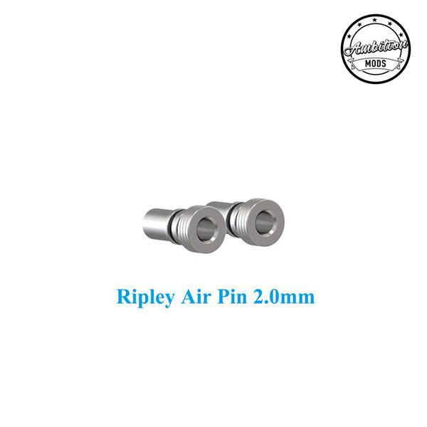 Air Pin 2.0mm. per Ripley RDTA e Bishop RTA - Ambition Mods & The Vaping Gentlemen Club
