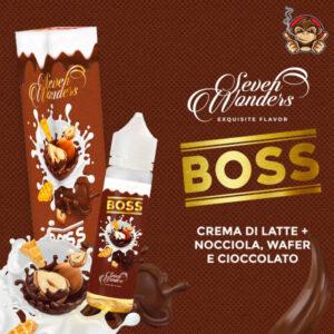 Boss - Aroma Concentrato 20ml - Seven Wonders