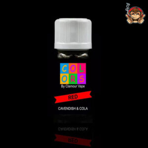 Red (ex Hello World) - Aroma Concentrato 10ml - Clamour Vape